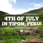 4th of July in Tipon