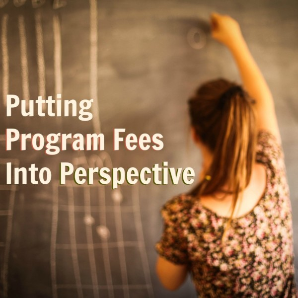 putting program fees into perspective feature image