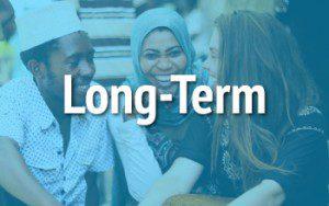 Long-Term Volunteer Abroad