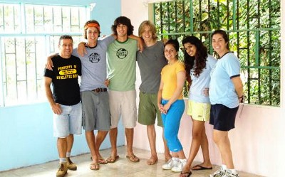 University of Idaho Group in Costa Rica