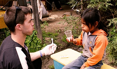 Global Health Projects, Ecuador