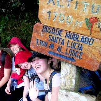 Ecuador Environment and Education Quest