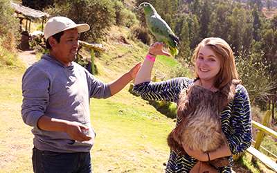 Environmental Sustainability Volunteer Abroad in Peru