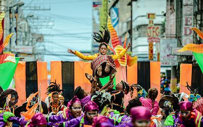 Street Dancing in Davao City