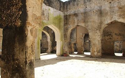 Ruins at Mtoni Palace, Zanzibar