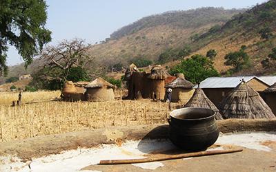 Village in Togo