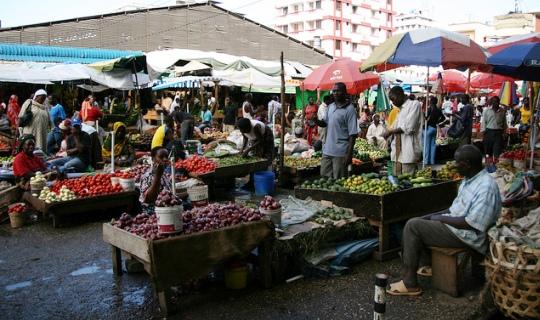 Kariakoo Market, Tanzania