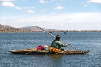 Lake Titicaca Excursion
