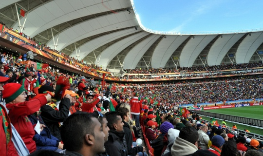 Nelson Mandela Bay Stadium, South Africa