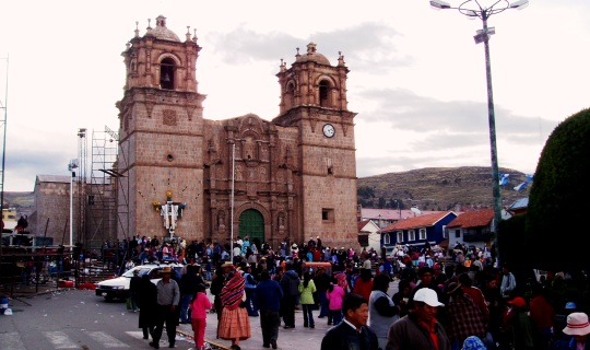 Cusco city tour, Peru