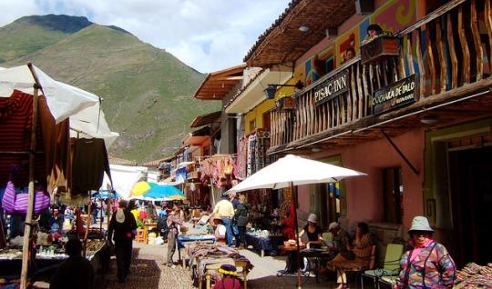 Pisaq Market, Peru
