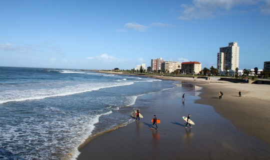Port Elizabeth Beach, South Africa