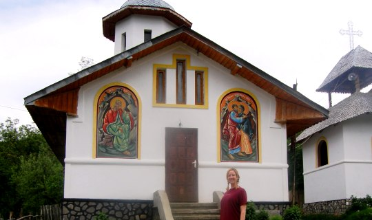 Eastern Orthodox Church service, Romania