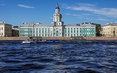 Photo of Kunstkamera Museum in Russia