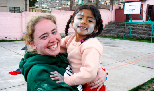 Orphanage Volunteer Abroad photo