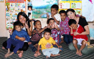 Teaching Quest, Nepal