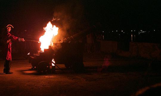 Cuba - Cannon Firing Ceremony